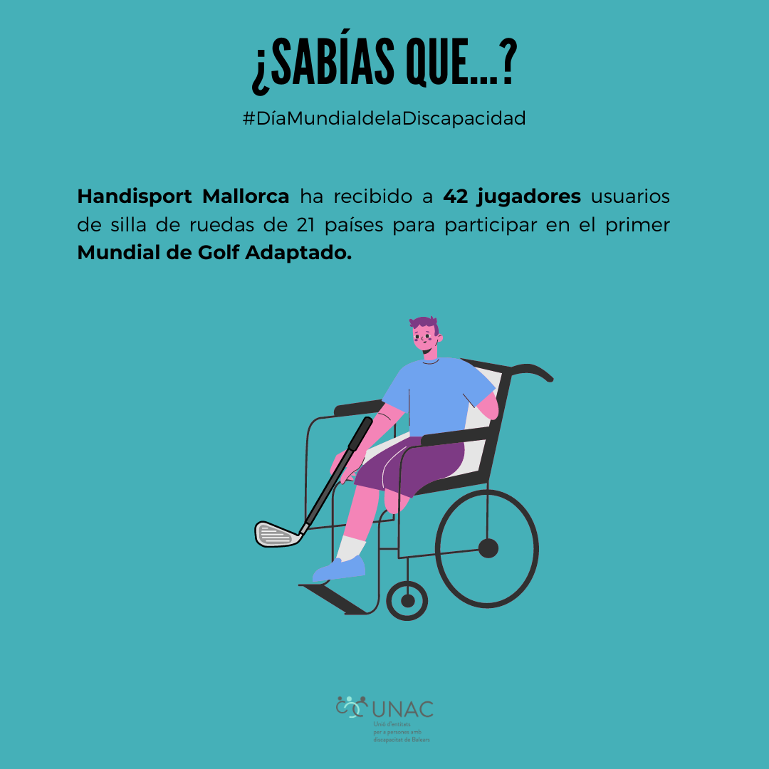 Handisport Mallorca - UNAC - JOAN XXIII