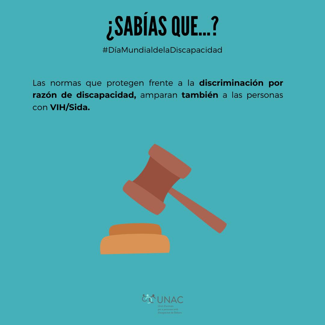 discriminación discapacidad _ UNAC - JOAN XXIII