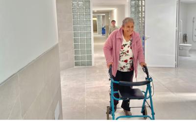 Reforma al mòdul d'habitacions de la Residència Ses Garrigues d'Amunt