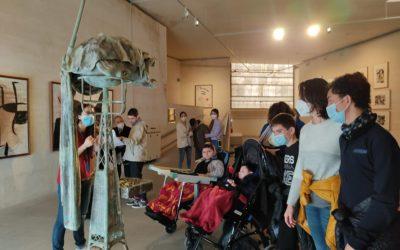 Visita a la Fundació Miró pels alumnes de cicle 1